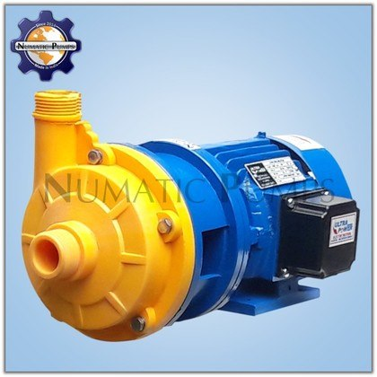 Monoblock PP Polypropylene Close Coupled Centrifugal Pump Manufacturers