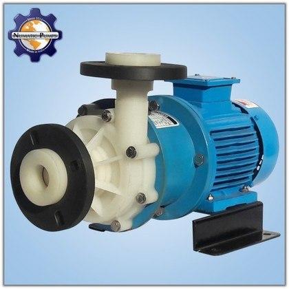 PVDF Magnet Coupled Sealless Pump USA