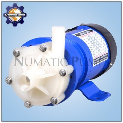 PVDF Magnetic Drive Sealless Pump