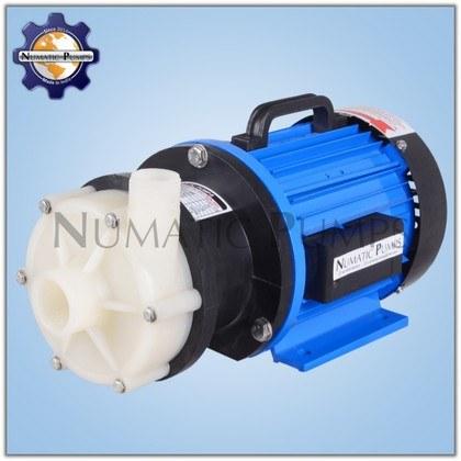 Sealless PVDF Magnetic Drive Pump India