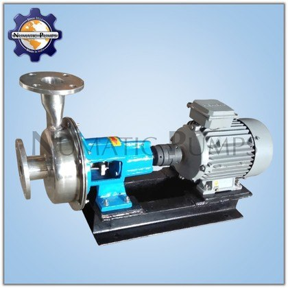 Industrial Chemical Solvent Centrifugal Pump Manufacturers
