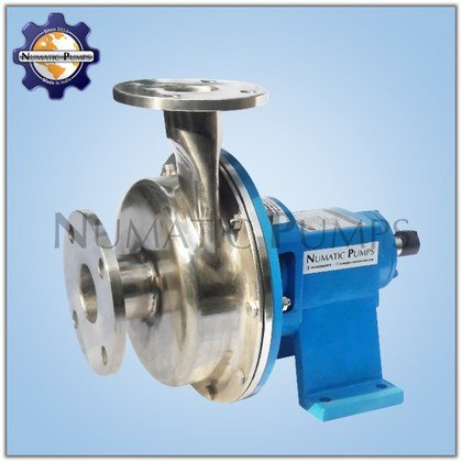 Stainless Steel Horizontal Centrifugal Coupled Pump Gulf