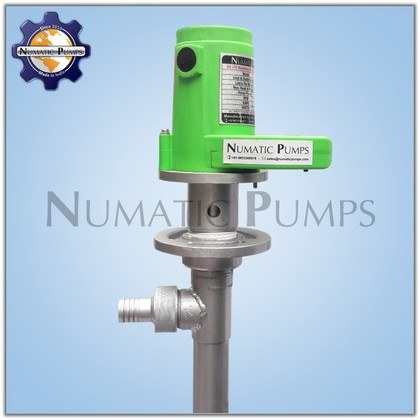 Motorised Vertical Barrel Pump Manufacturer India