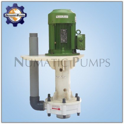 PP Vertical Centrifugal Pump Manufacturers UAE