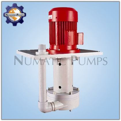 PVDF Vertical Centrifugal Chemical Acid Pumps Manufacturers India