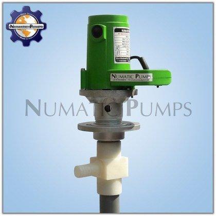 Polypropylene Motorised Barrel Drum Vertical Pump Manufacturers UAE