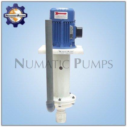 Polypropylene Vertical Acid Chemical Pumps Manufacturers