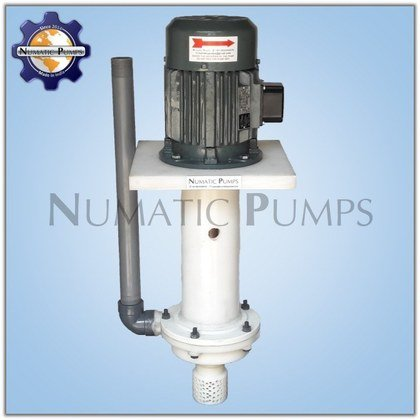 Vertical Submersible Polypropylene Pump