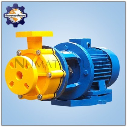 Polypropylene Monoblock Closed Coupled Pumps USA