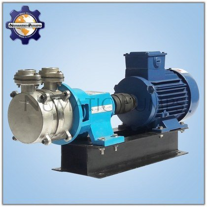 SS 316 Self Priming Centrifugal Horizontal Pump Manufacturer India