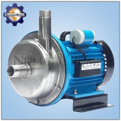 SS Stainless Steel 316 Monoblock Closed Coupled Centrifugal Pump Manufacturers