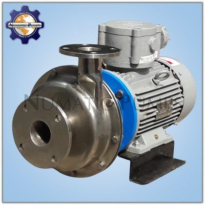 Stainless Steel Monoblock Closed Coupled Pump