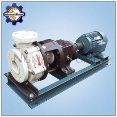 Polypropylene PP Coupled Centrifugal Horizontal Pumps Manufacturers
