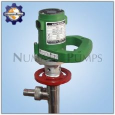 SS Motorised Barrel Drum Pump Manufacturers